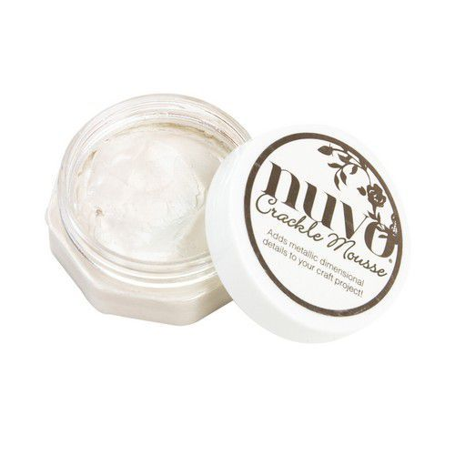 Nuvo Crackle Mousse - Russian White 1397N (02-20)