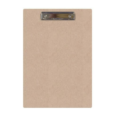 Pronty MDF Clipboard with normal clip 461.941.704 A4