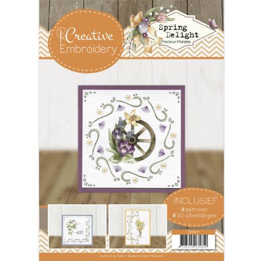 Creative Embroidery 11 - Precious Marieke - Spring Delight