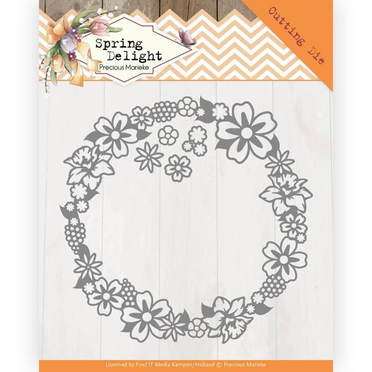 Dies - Precious Marieke - Spring Delight - Spring Delight Frame