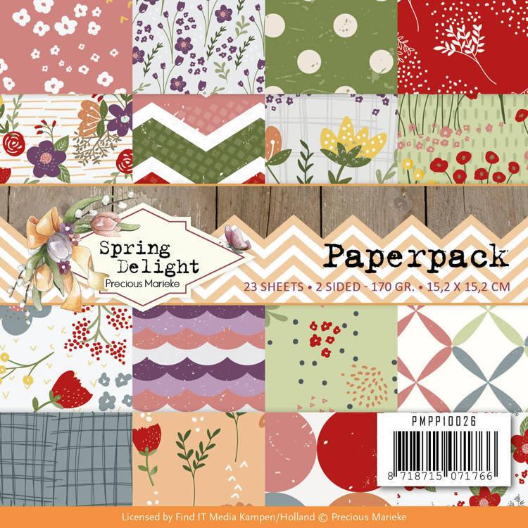 Paperpack - Precious Marieke - Spring Delight