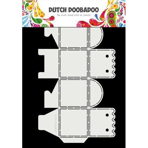 Dutch Doobadoo Dutch Box Art Scallop A4 470.713.060 (02-20)