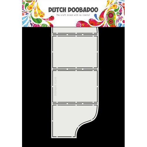 Dutch Doobadoo Card Art A4 File Folder 470.713.769 (02-20)