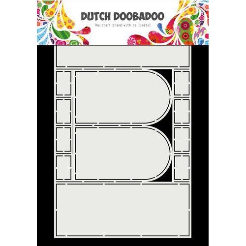 Dutch Doobadoo Card Art A4 Window - boog 470.713.772 (02-20)