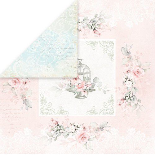 Craft&You Dream Ceremony Scrapbooking single paper 12x12 CP-DC04 (02-20)