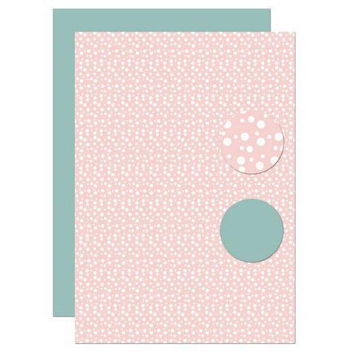 Nellie's Choice 2-zijdige achtergr.vellen Bubbels NEVA103 A4 (02-20)