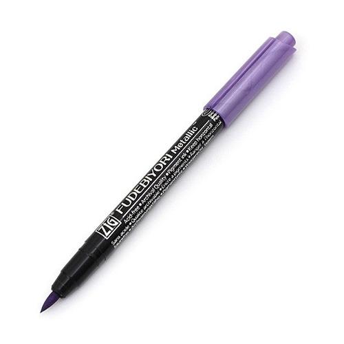 (124)Metallic Violet