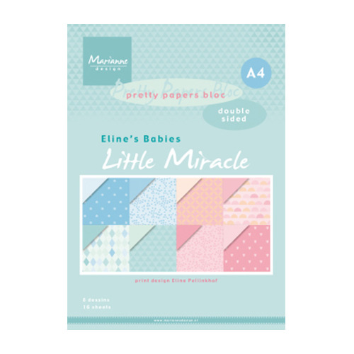 Elines babies little miracles A4 double sided
