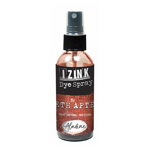 IZINK DYE SPRAY SETH APTER THE - TEA 80 ML - 2.7 Fl. Oz.