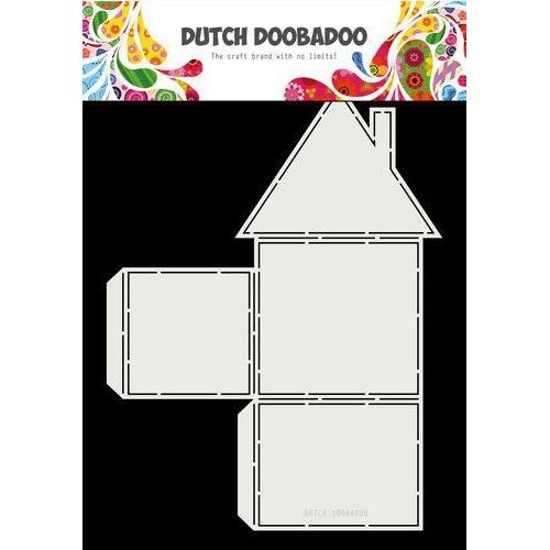 Dutch Doobadoo Dutch Box Art Huis A4 470.713.061 (02-20)