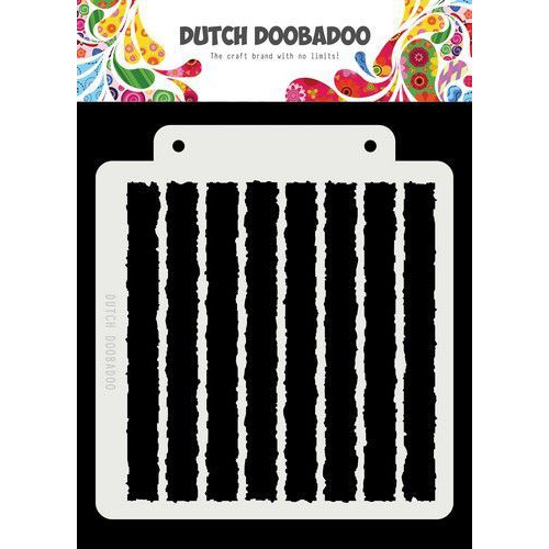 Dutch Doobadoo Dutch Mask Art Grunge Strip 163x148 470.715.149 (02-20)