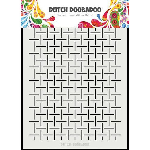 Dutch Doobadoo Dutch Mask Art Raster A5 470.715.150 (02-20)