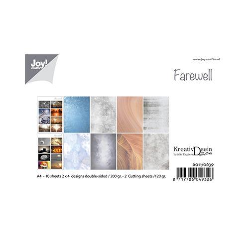 Papierset -  Design Farewell