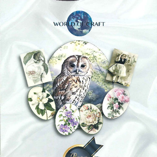 Knipvellenboek World of Craft 4