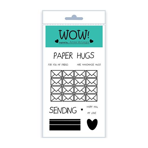 Paper Hugs (by Ashlee McGregor)