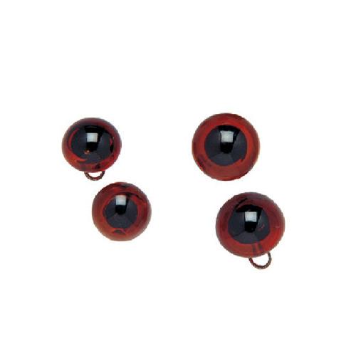 Glass eyes, 12mm