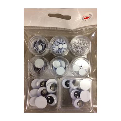 Movable eyes kit