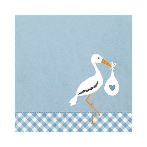 Love Stork blue