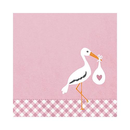 Love Stork pink