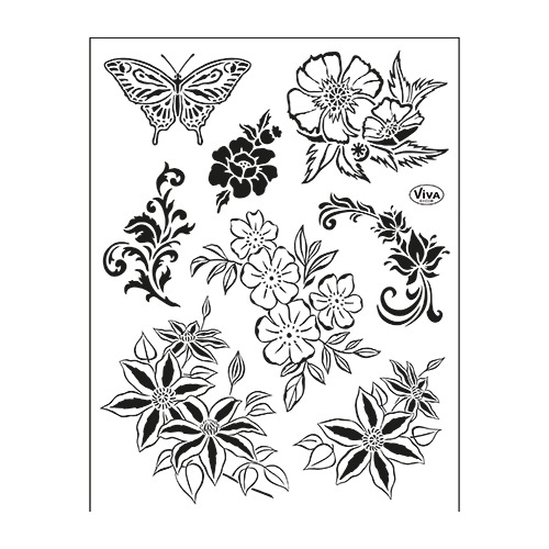 Blumen, klassisch