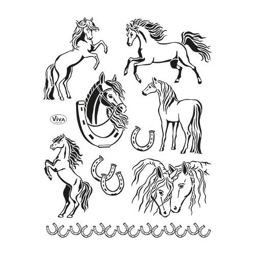 Pferde/ Paarden