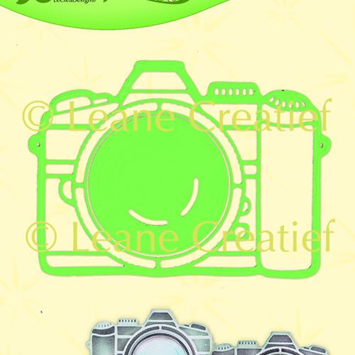 Leabilitie® Camera snij en embossing mal