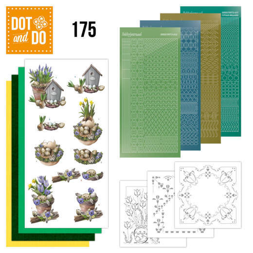 Dot and Do 175 - Amy Design - Botanical Spring