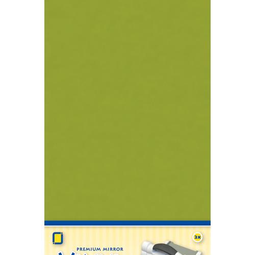Premium Vinyl 2 sheets MLeaf Green