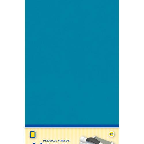 Premium Vinyl 2 sheets MAzure Blue