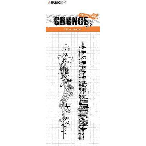 Studio Light Stamp Grunge Collection 4 0 nr 455 STAMPSL455 148x52,2mm (04-20)