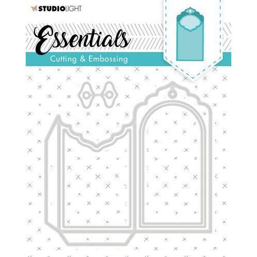 Studio Light Embossing Die Cut Essentials no.275 STENCILSL275 (04-20)