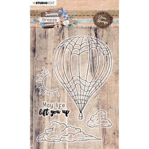 Studio Light Stamp A6 Summer Breeze nr 456 STAMPSUB456 (04-20)