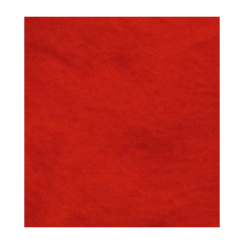 German merino wool, Red