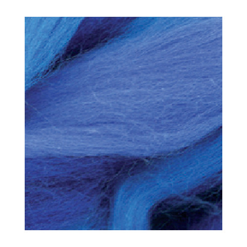 German merino wool mix pack, Blue/Darkblue