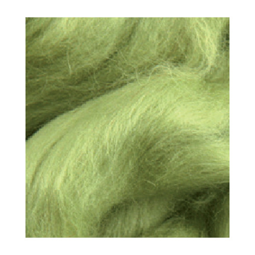 German merino wool mix pack, Pistachio