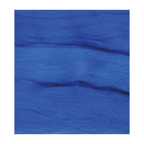 German merino wool, Blue
