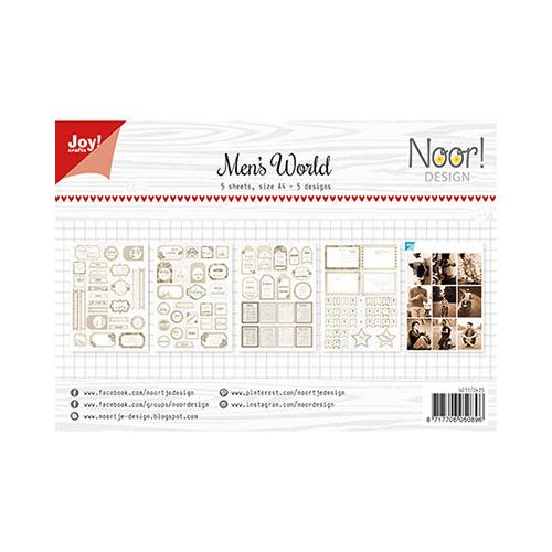 Labelvellen - Noor - Man