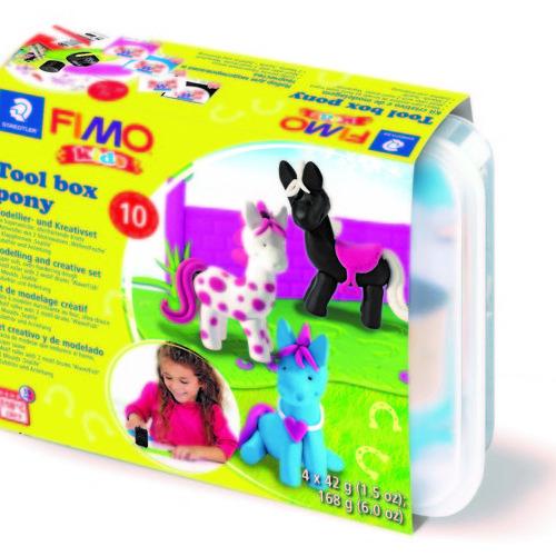 Fimo kids tool box