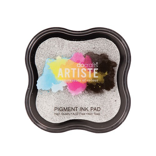 Pigment Ink Pad - Metallic Silver