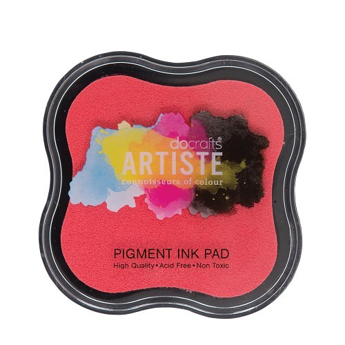 Pigment Ink Pad - Pink