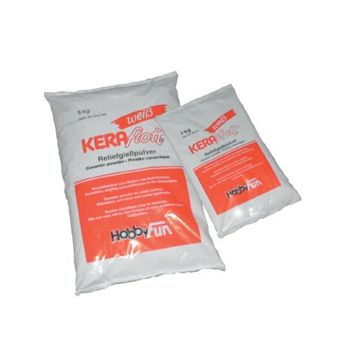 Ceramic powder for relief casting, White 1000gr.