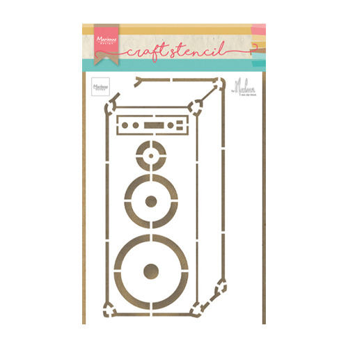 Music speaker by Marleen