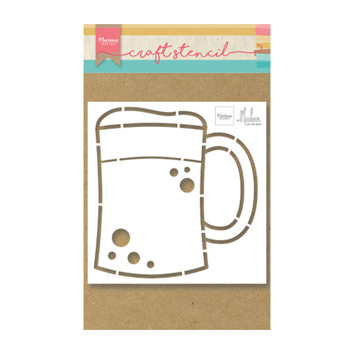 Beer mug by Marleen