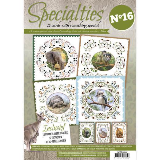 Specialties 16