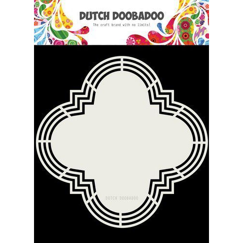 Dutch Doobadoo Dutch Shape Art Esmee 470.713.187 21x21cm (04-20)
