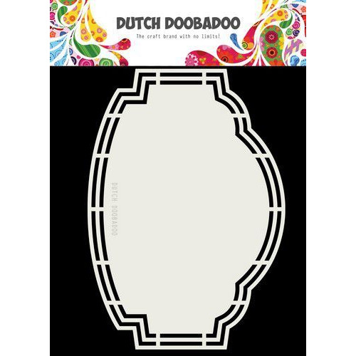 Dutch Doobadoo Dutch Shape Art Hilde 470.713.188 A5 (04-20)