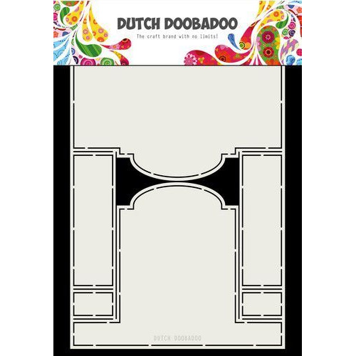 Dutch Doobadoo Card Art A4 Stepper label 470.713.781 (04-20)