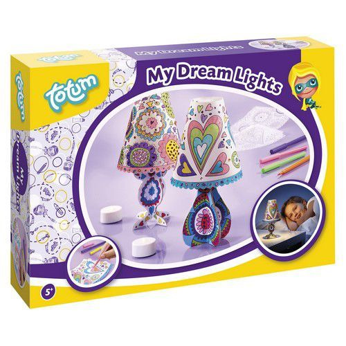 Totum kinder hobbyset My Dream Lights 025271 A3,5 (04-20)