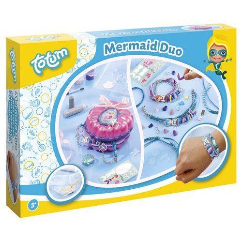 Totum kinder hobbyset Mermaids 2in1 set 025431 A3,5 (04-20)