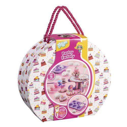 Totum kinder hobbyset Pastry Factory 026032 Suitcase (04-20)